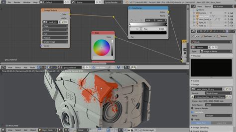 blender 3d texture painting texturing for beginners top 14 ways to mix textures and