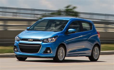 2016 chevrolet spark tested it the 15k club