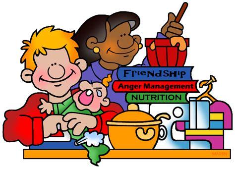 Komik School Crisis family consumer sciences gar field high school