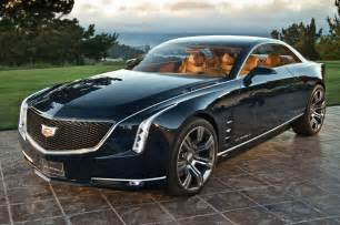 Picture Of A Cadillac Cadillac Elmiraj Concept Look Motor Trend