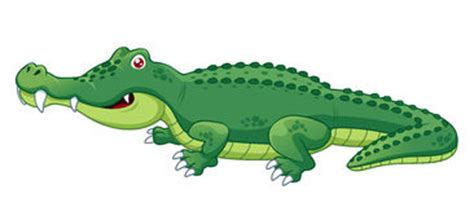 One Story House Designs Crocodile Clip Art Images Illustrations Photos