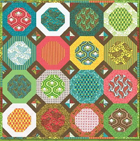 Quilt Pattern Using Layer Cake And Jelly Roll by Nest Layer Cake Jelly Roll Quilt Pattern Easy Fast Ebay