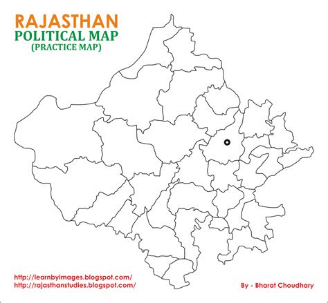 rajsthan maps learn by images february 2012