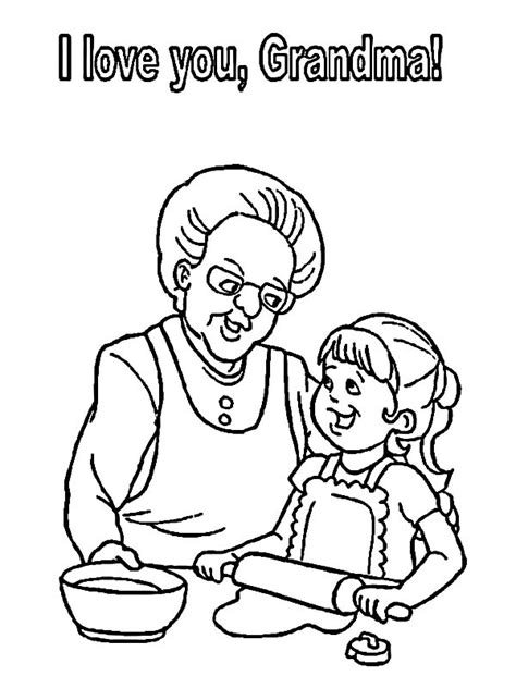 coloring pages i love grandma i love you grandma coloring pages coloring pages i love