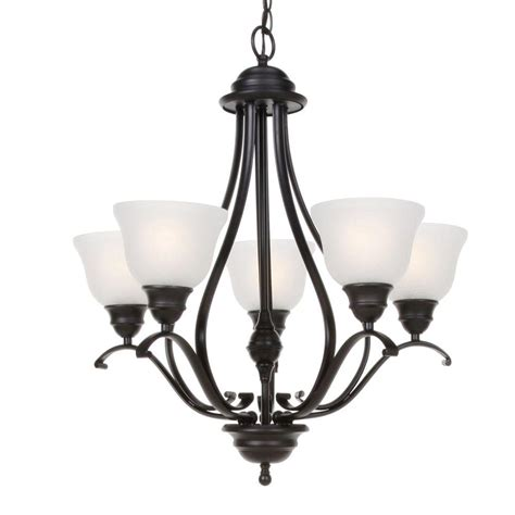picture lighting home depot progress lighting 5 light textured black chandelier p4008 31 the home depot