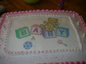 Baby Shower Cakes Walmart by Baby Shower Cakes Walmart