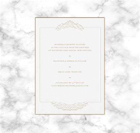 adobe indesign wedding invitation templates how to create a rococo style wedding invite in adobe indesign themekeeper