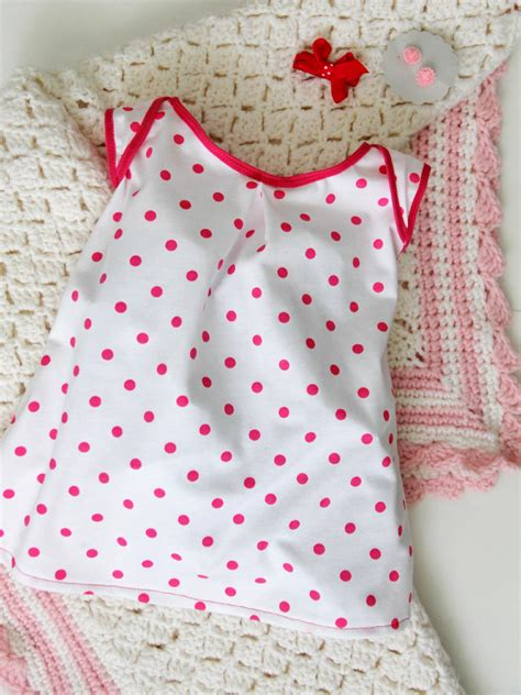 pattern sewing for baby how to sew a knit baby dress with free pattern how tos diy