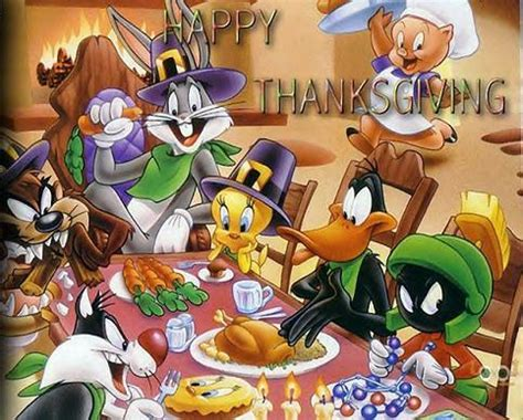 happy thanksgiving looney toons facebook comments  graphics happy thanksgiving looney toons