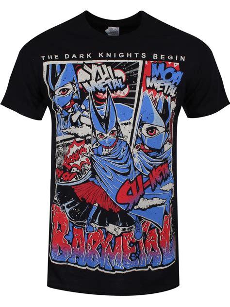 Hoodie Baby Metal Hitam babymetal knights s black t shirt ebay