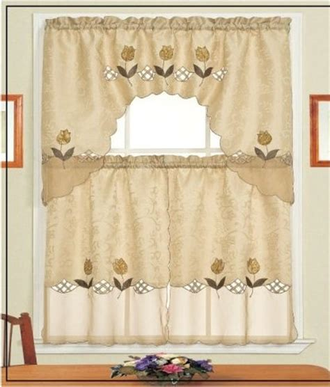 Curtains For Kitchen From Sears Com Kitchen Curtains At Sears