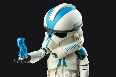 Figure Trooper Wars clone trooper egg attack figure wars
