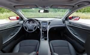 2011 Hyundai Sonata Interior Car And Driver
