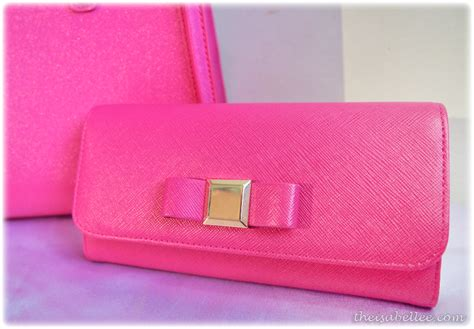 Kuas Set Isi 7 Small Pink Pouch malaysian lifestyle new