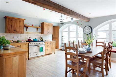 family kitchens converting a run farm building into a family kitchen real homes