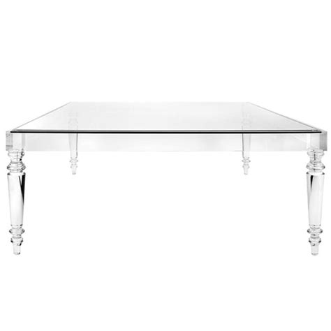 acrylic and glass coffee table best 25 acrylic coffee tables ideas on coffee