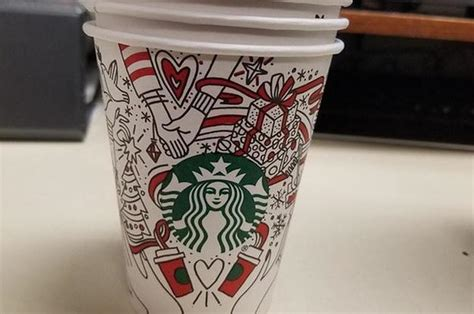 how many copies of a cup of christmas tea sold clutch your pearls the starbucks cup design is here