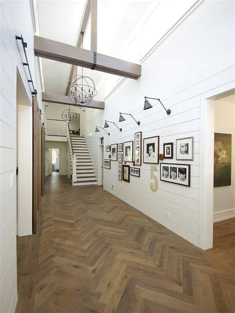 farmhouse hallway design ideas pictures remodel decor