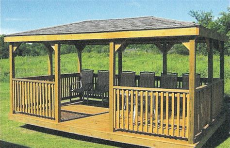 Sheds Wichita Ks by Tea House By Better Built Portable Storage Buildings