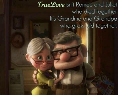 up film grandpa ellie carl forever love quotes pinterest