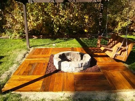 pit built into wood deck pit built into wood deck deck design and ideas