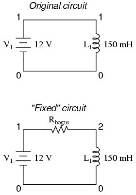 inductor in series with voltage source lessons in electric circuits volume v reference chapter 7