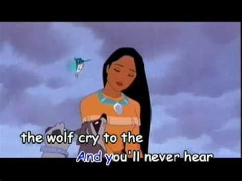 williams colors of the wind disney song from the disney animation quot pocahontas
