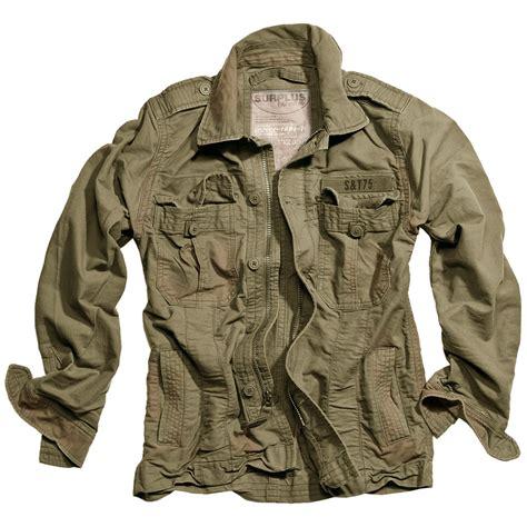 surplus classic style heritage jacket vintage look summer