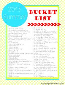 summer bucket list summer ideas and summer activities for kids the pinning mama