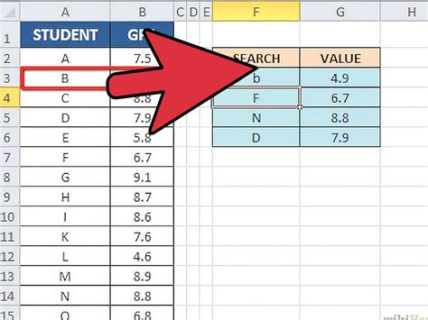 Photo Lookup 3 Ways To Use Vlookup With An Excel Spreadsheet Wikihow
