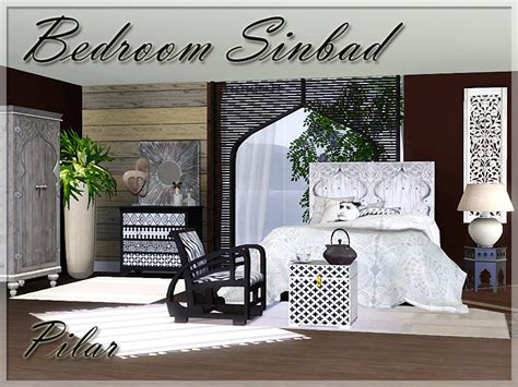 sims 3 bedroom sets pilar s bedroom sinbad