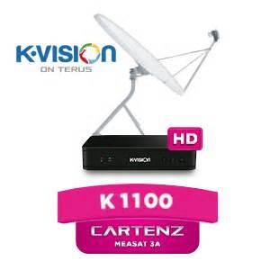 Harga Paket Channel K Vision harga baru dan promo parabola k vision