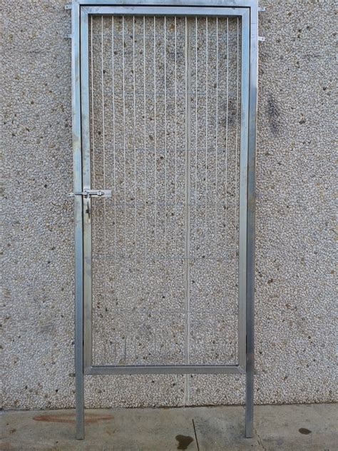 conejera vibbo puerta metalica exterior segunda mano materiales de