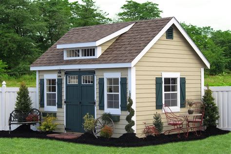 build backyard shed all new premier outdoor garden buildings and sheds
