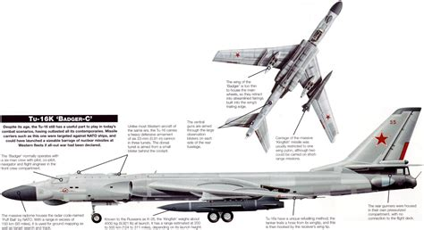 tupolev tu 16 versatile cold war bomber books tu 16 badger updated
