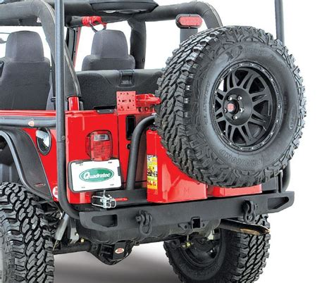 who makes jeep wrangler who makes this tire carrier jeep wrangler forum