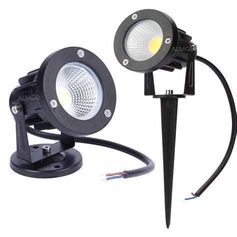Outdoor Waterproof Lighting 220v 110v Led Lawn L Landscape Light Waterproof 7w 9w 15w Ip65 Outdoor Lighting 3w 5w Spike
