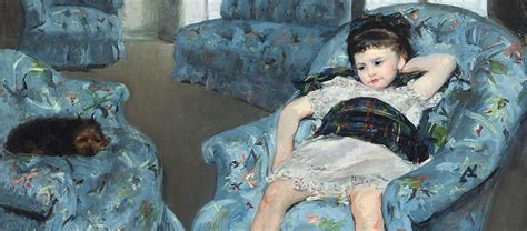 mary cassatt little girl in a blue armchair youth little girl in a blue armchair lapham s quarterly