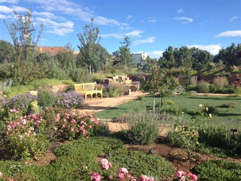 Beautiful Outdoor Spaces Good To Grow Santa Fe Botanical Garden