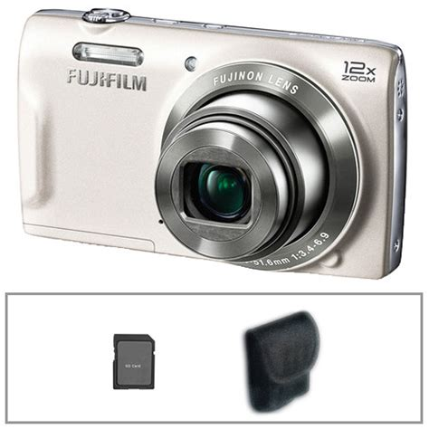 Kamera Fujifilm Finepix T550 fujifilm finepix t550 digital basic kit white b h