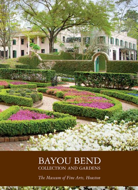 Bayou Bend Collection And Gardens by Bayou Bend Gardens The Museum Of Arts Houston