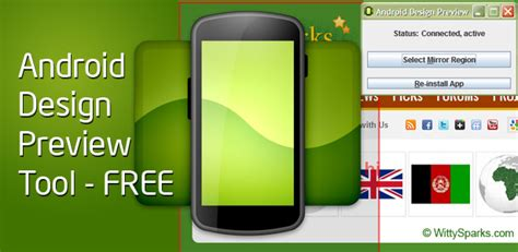 android layout design tool free download android design preview tool for designers and developers