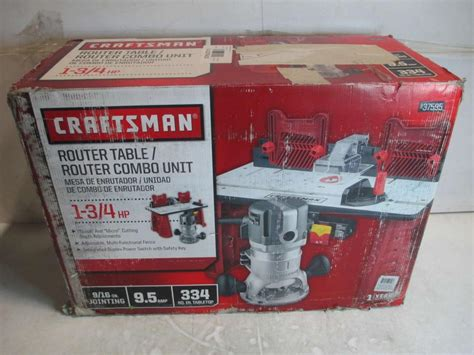 Craftsman Router Table Combo by Craftsman Router Table Router Combo Unit 937595