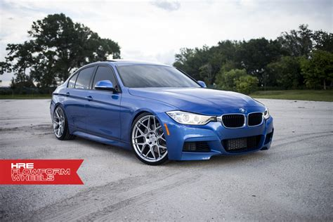 bmw m sport wheels bmw 335i m sport on hre wheels