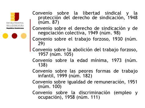convenio colectivo de trabajo n 306 98 derecho de la enj 400 organizaci 243 n internacional del trabajo