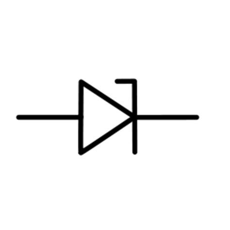 gunn diode circuit symbol dispositivos electr 243 nica de potencia tipos de diodos