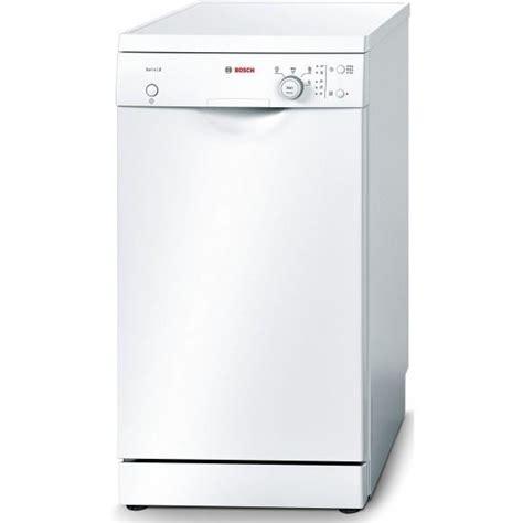 Lave Vaisselle Encastrable 45 6239 by Bosch Sps40e52eu Lave Vaisselle 45 Cm Achat Vente Lave