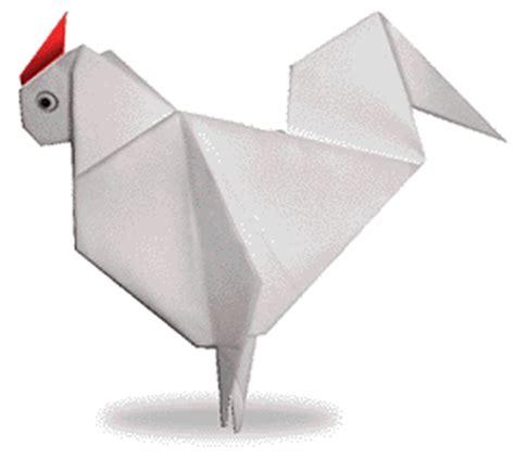 origami chicken origami chicken