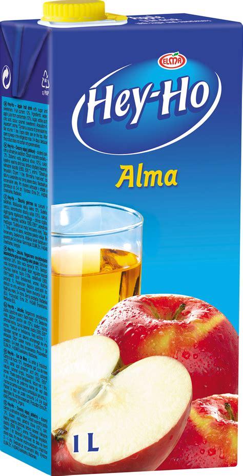 Hey Ho hey ho slim apple fruit drink 12