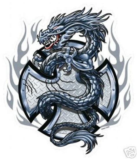 dragon cross tattoo designs indiana tattoos cross pictures